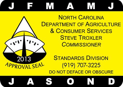 Standards seal