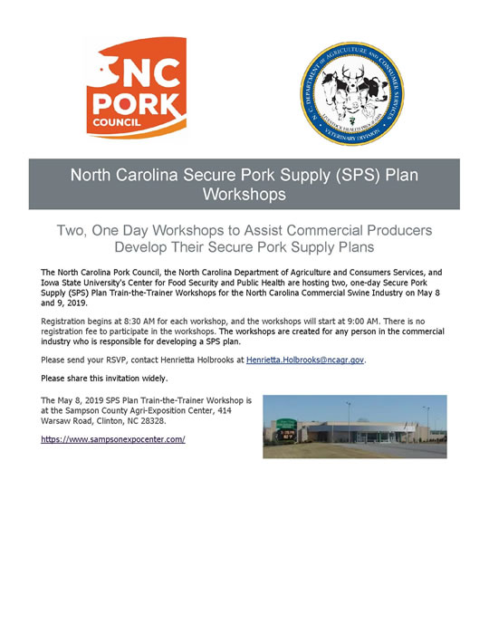 Secure Pork Supply