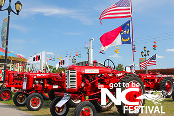 Red Tractors at the GTB Festival