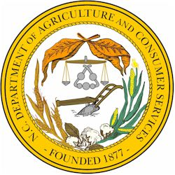 north carolina department of agriculture consumer services