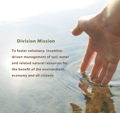 DSWC hand & mission statement